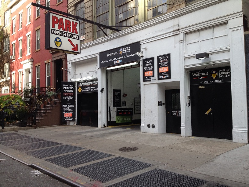New york city garage tax exemption home desain 2018 for Parking garages new york city