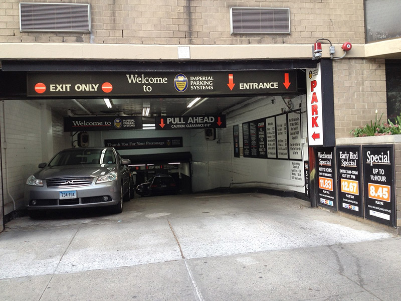 pay nyc pic would park in an you how garage garages bike your much to parking