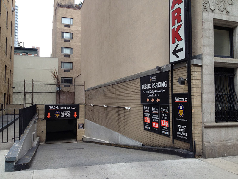 look we spaces antique park at in that few cities spots nyc creatively the and city garages garage downstairs repurposed utilized a york exley parking barcade today under new untapped have lots entering