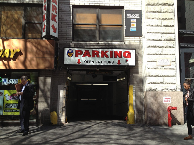 Nyc Parking East 14th Garage Corp