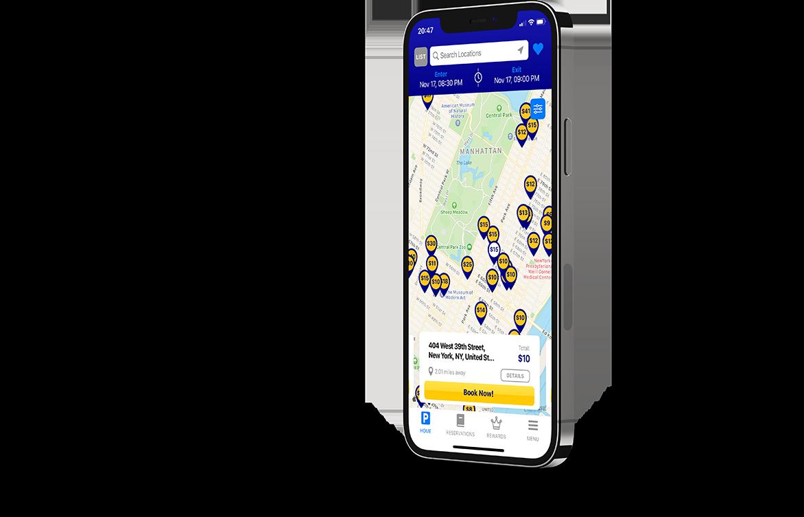 Downlopad iPark app